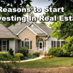 3 Reasons to start investing in real estate
