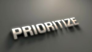 Prioritize to Prebudget